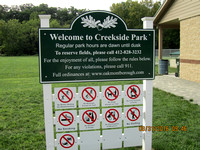2016 Creekside Park