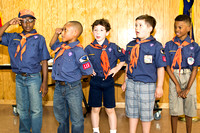 2014 Scouts Blue & Gold Dinner