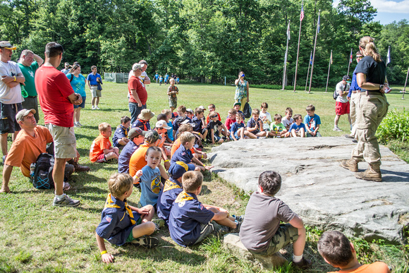 Peeler Photography | 2014 Cub Scout Summer Camp | Photo 13